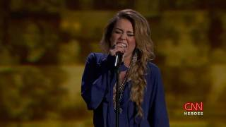 Video Miley Cyrus - The Climb. CNN Heroes An All-Star Tribute (11,Dec.2011) download MP3, 3GP, MP4, WEBM, AVI, FLV September 2018