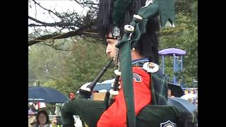 2014 Brigadoon Lone Piper William Withers Parramatta RSL Caledonian Pipe Band