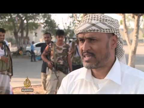 Southern Yemen's militia in charge in Aden