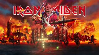 Baixar Iron Maiden til Tons of Rock 2020