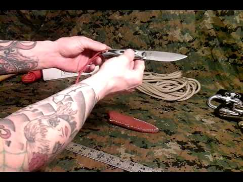 Bark river knives ultralite bushcrafter