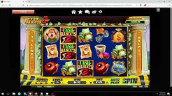Rich Palms Casino Free Chip Bonus - Playing Free Spins On Cash Bandits 2 Slots