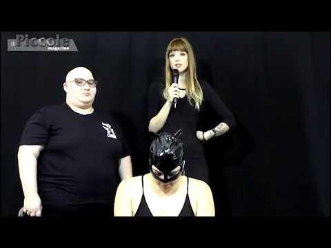 Primo video bondage della Mistress Yleana LaMicia