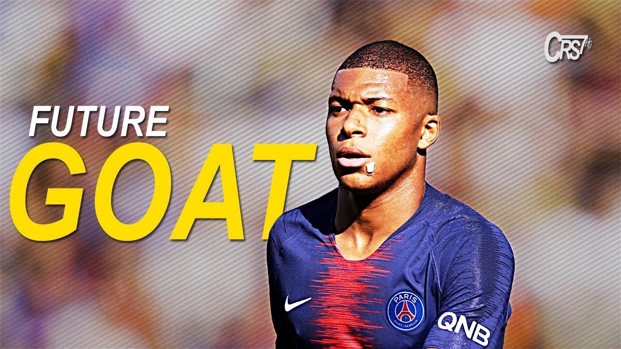 Download Kylian Mbappé 2018/19 | The Future G.O.A.T ● Magic Skills & Goals