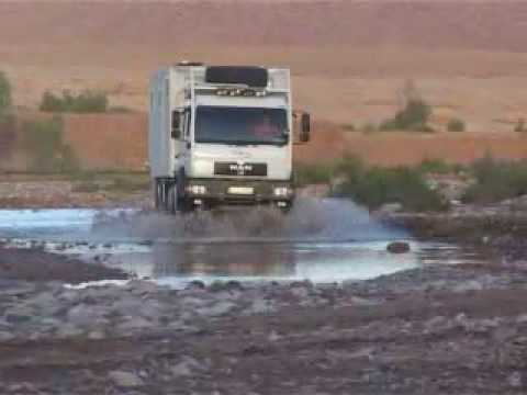 UNICAT Expedition Vehicles GOING THERE - YouTube