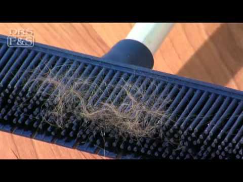 Rubber Hair Broom Goldenacresdogs Com