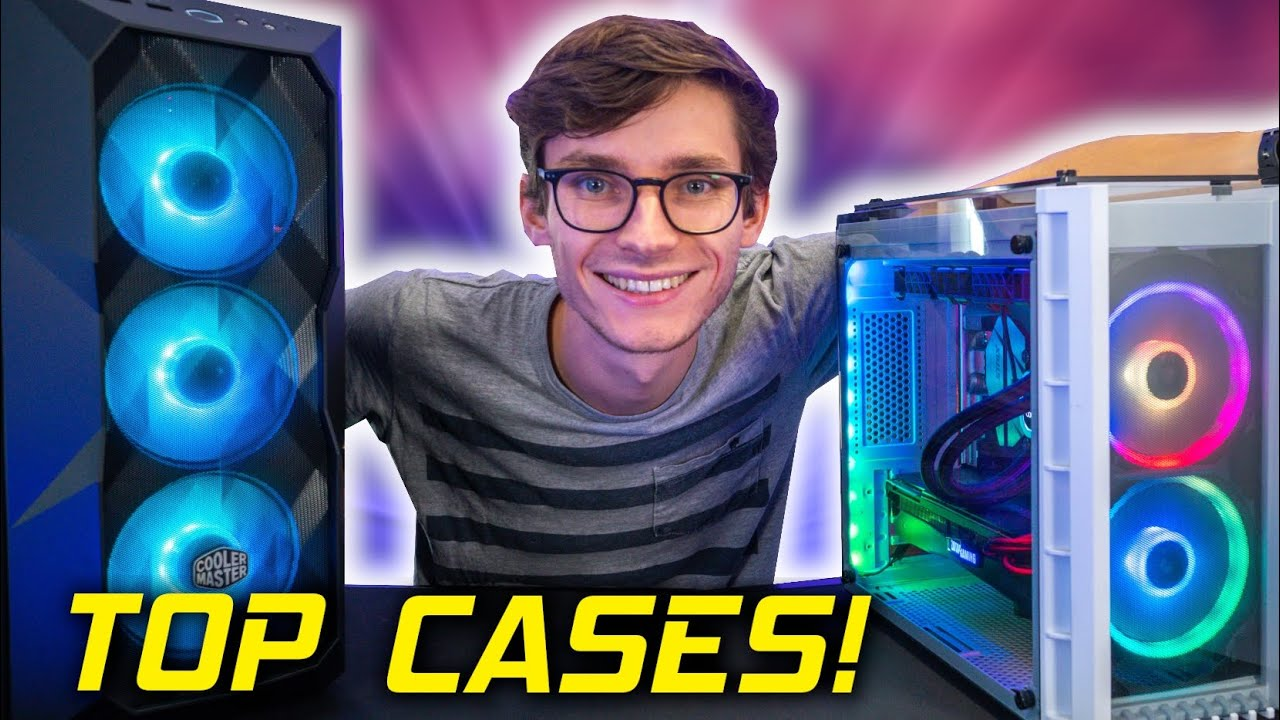 Download The BEST PC Cases For Your Gaming PC Build 2021! (Buyers Guide, for Nvidia RTX 3080)