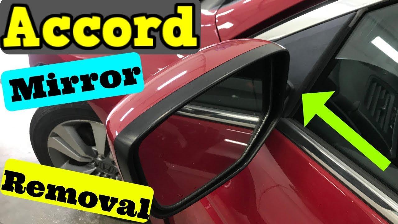 Genuine Honda Civic Right Mirror Scull Cap 2006-2011