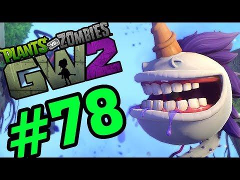 Plants Vs Zombies 2 3D - Hoa Quả Nổi Giận 2 3D: HOA ĂN THỊT 1 SỪNG (UNICORN CHOMPER) #78