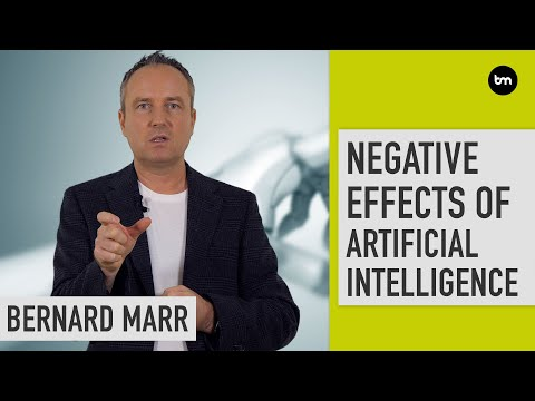 What Are The Negative Impacts Of Artificial Intelligence (AI)?