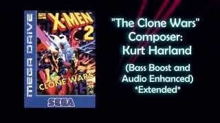 The X-Men 2 Clone Wars Theme: EXTENDED (HQ)