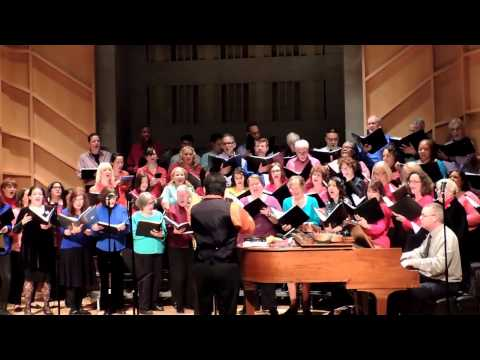 Furaha! (Joy! - Swahili) - Peace of Heart Choir [Live] [HD]