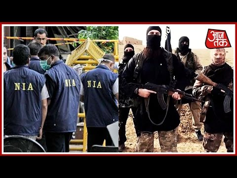 NIA Busts ISIS Module, Detains 11 From Hyderabad