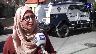قوات الاحتلال تقتحم مبنى محافظة القدس وتعتدي على موظفيه