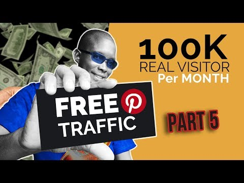 Pinterest Tutorial for Business Part 5 - Get Free Images to Pin thumbnail