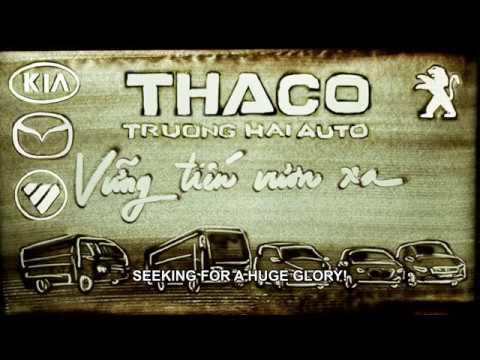 THACO ON THE GO  MV HD Tranh Cát Nhạc sĩ Nguyễn Văn Chung
