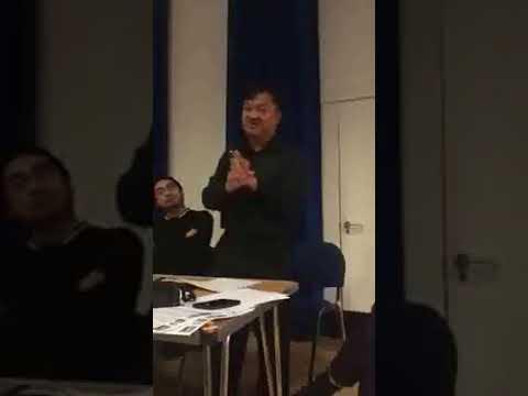 Wong Chin Huat 2018-04-14 London Forum analysis of Malaysian politics