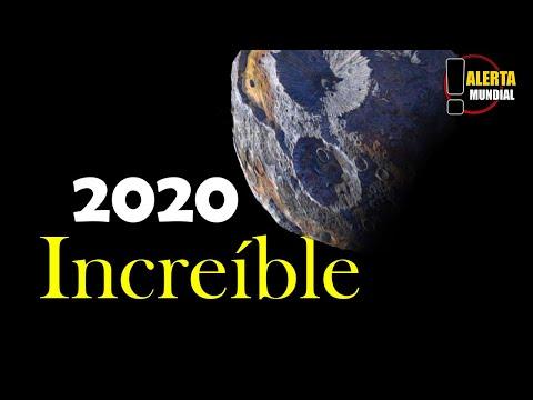 el increíble descubrimiento de la NASA que marca el 2020