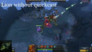 How to Use Quickcast DOTA 2