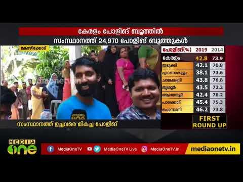 കോഴിക്കോട് വോട്ടെടുപ്പ് | Kozhikode Polling