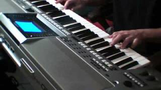Oum kaltoum - Enta Omri - Instrumental By Anouar ام كلثوم انت عمري