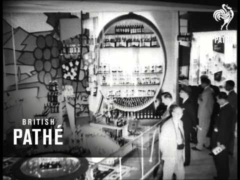 Russia Opens Trade Fair (1961)