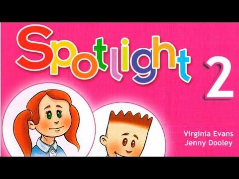 Видео к учебнику Spotlight 2,Английский в фокусе 2 класс