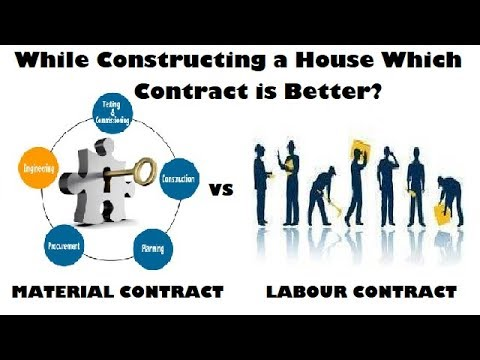 Material Contract Vs Labour Contract