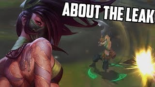 So, The Akali Rework Was Leaked...