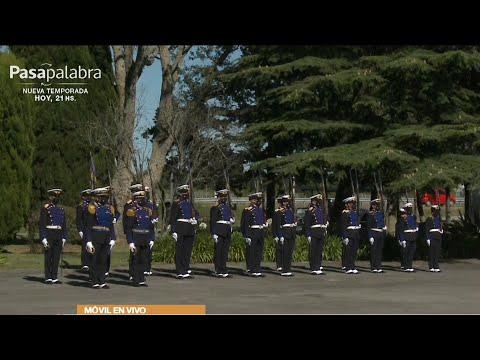 Egreso de 15 alférez de la Escuela Militar Aeronáutica