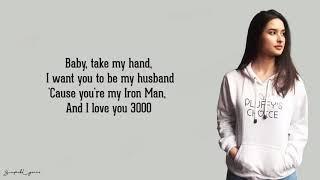 Baby take my hand