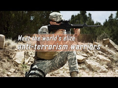 "Live: Meet the world's elite anti-terrorism warriors全球反恐精英亮相约旦""勇士竞赛"""