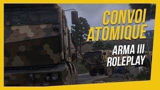 ARMA 3 - Convoi Radioactif SFP - Altis Life