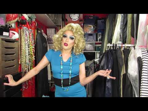 VLOG WIG DRAG QUEEN MAKEUP AND WIG DRESSING ROOM