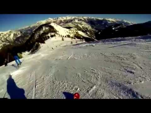 Ski Puy St Vincent 2014