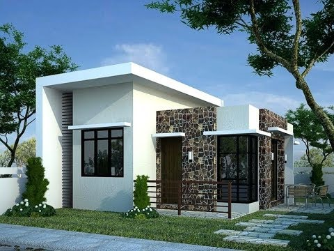 Most Beautiful House Designs Modern Front Wall Exterior Design Ideas 2019 Youtube