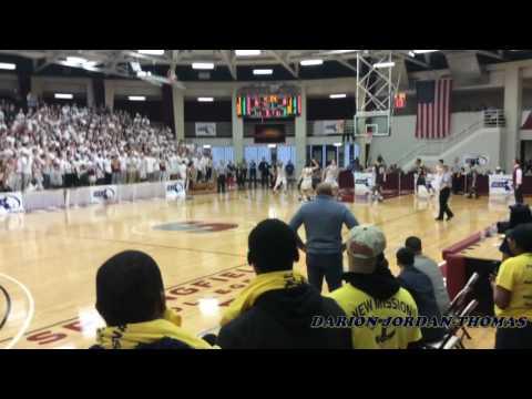 Darion Jordan Thomas  2016 season New Mission High school