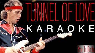 Tunnel of Love (KARAOKE) HD