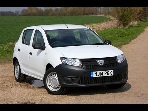 dacia sandero 2015 car review youtube. Black Bedroom Furniture Sets. Home Design Ideas