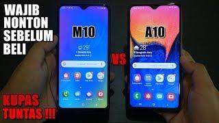 Review Perbedaan Samsung Galaxy M10 vs Galaxy A10 - Wajib Tau Sebelum Beli!