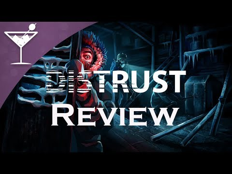 Distrust | Review | Whatever you do: Don't go to sleep.