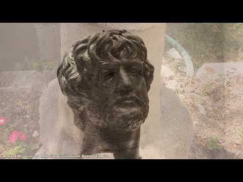 Ankara Museum of Anatolian Civilisations Roman Empire