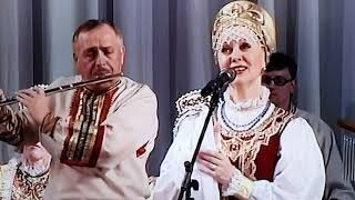 Gambar cover Заслуженная артистка РФ, солистка Оренбургского русского народного хора Людмила Суханова