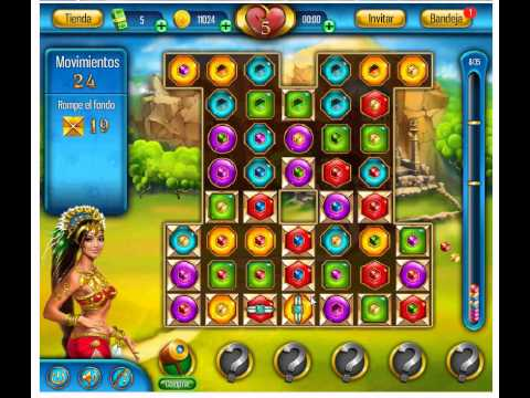 Lost Jewels Level 11 to  15 NEW GAME Facebook