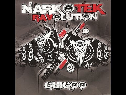 NARKOTEK - Ravolution CD