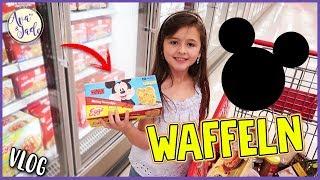 Ava shoppt Micky Maus Waffeln ???? und im Outlet ???? Florida Urlaub | Ava und Jade