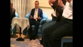 Başbakan Erdoğan Şehid'in Evinde Kur'an-ı Kerim Okudu