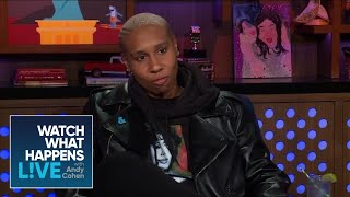 Lena Waithe Weighs In On Housewives Drama | WWHL thumbnail