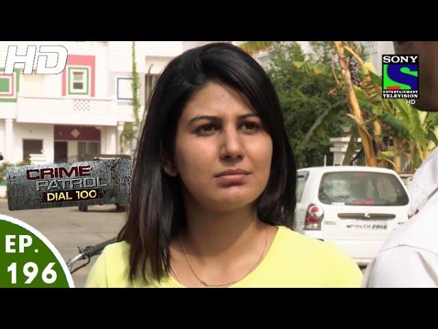 Crime Patrol Dial 100 - क्राइम पेट्रोल - Pratikar - Episode 196 - 12th  July, 2016
