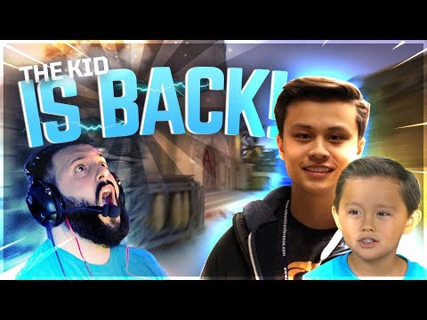 THE KID IS BACK!?! (Feat. Stewie2k & Wardell)